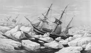 Il ritrovamento del H.M.S Erebus e del H.M.S Terror, scomparse tra i ghiacci alla ricerca del passaggio a Nord Ovest di Andrea Mucedola