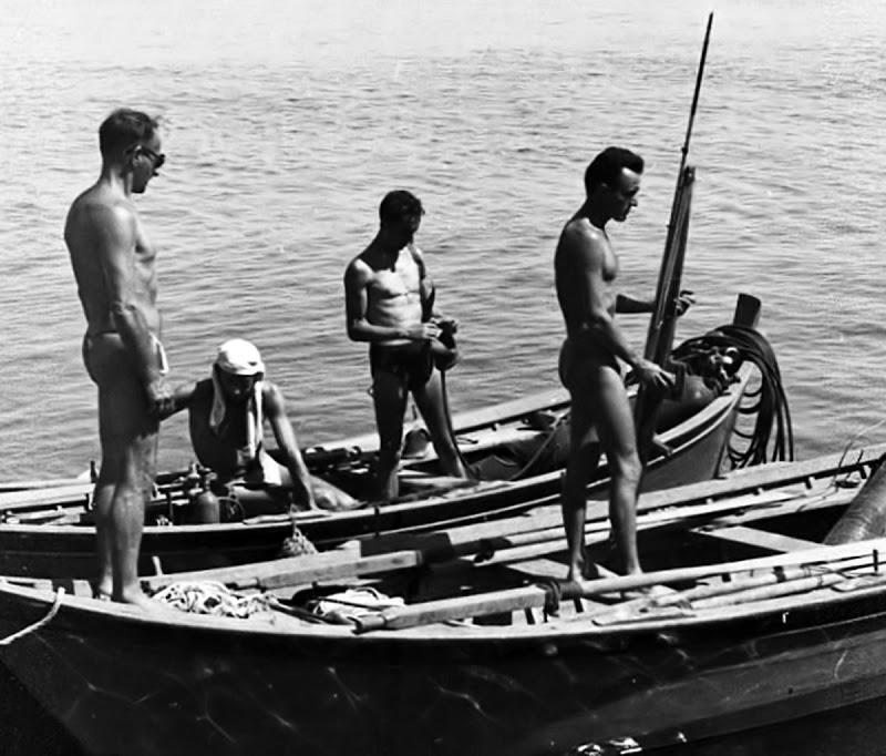 L'avventura del cinema sott'acqua, la seconda guerra mondiale e la rivoluzione dell'erogatore Cousteau-Gagnan – parte II di Marina Cappabianca