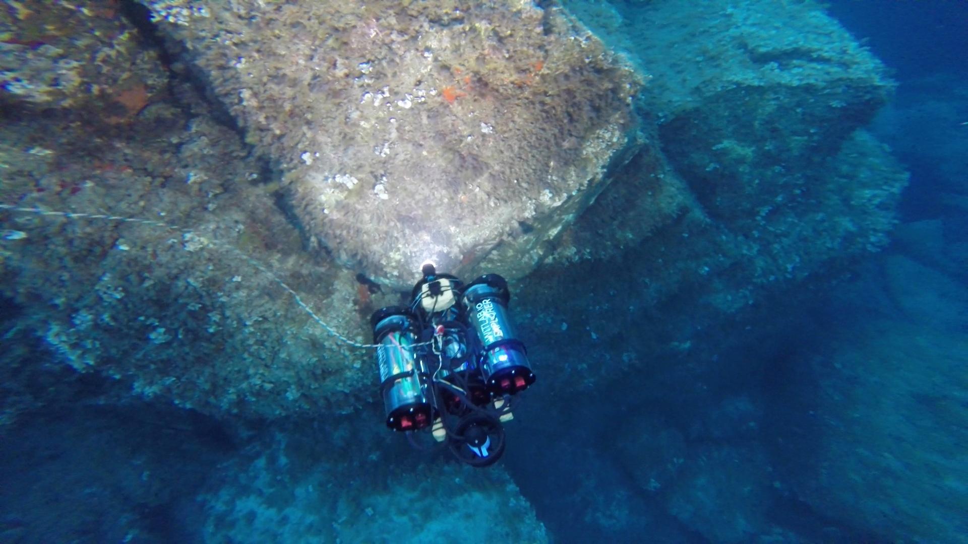 ArcheoROV project, un passo avanti per la ricerca subacquea archeologia