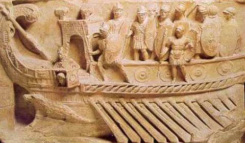 Roma sul mare, l'importanza del Mare Nostrum per la sopravvivenza dell'Impero di Andrea Mucedola