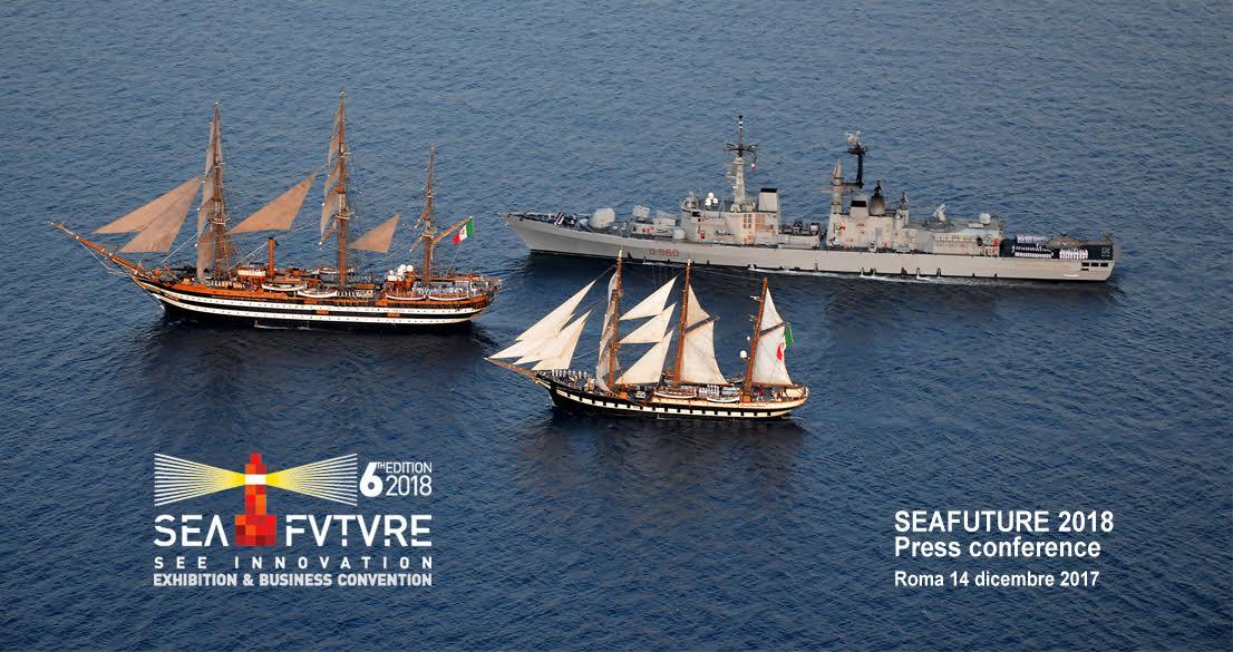 Presentazione  VI edizione SEAFUTURE – La Spezia