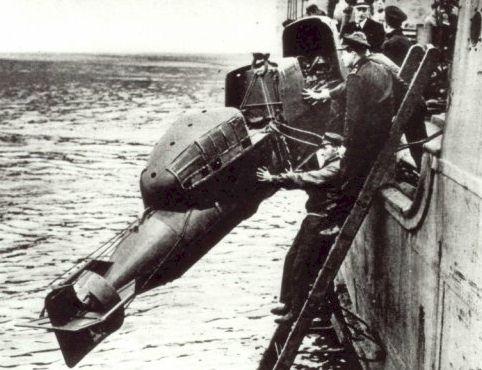 Le armi segrete degli incursori britannici durante la seconda guerra mondiale, i chariot  di Andrea Mucedola