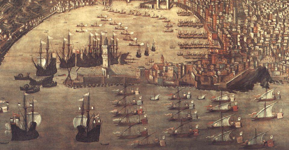 La guerra navale nel Mediterraneo e nelle Fiandre nel XVI secolo: il perché del successo della galea - parte I di Emiliano Beri