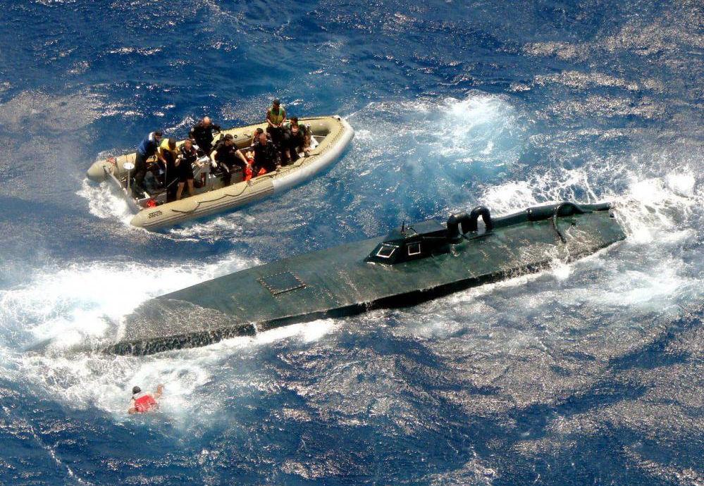 Guerra al narcotraffico in mare di Andrea Mucedola
