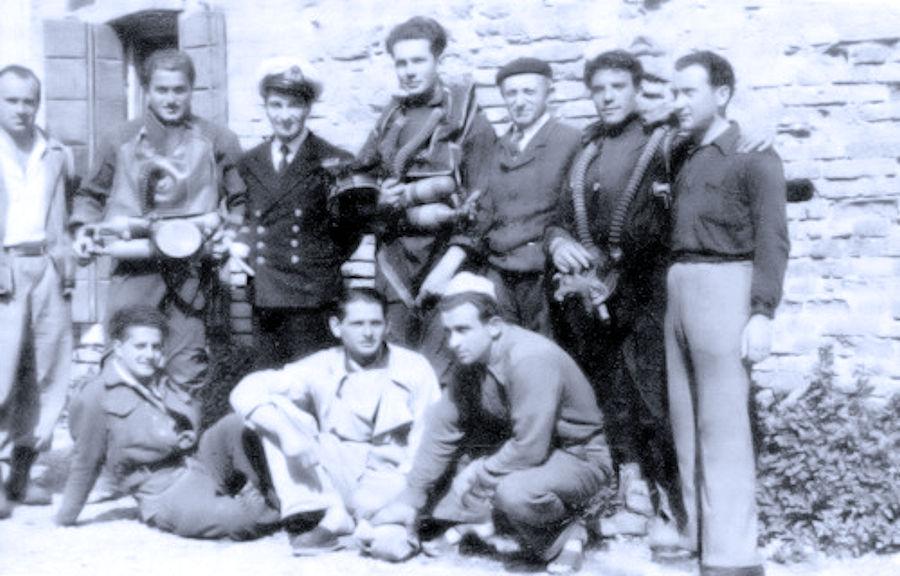 Il Comandante Angelo Maria Belloni di Fabio Vitale