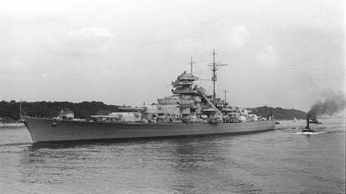 L'ultima battaglia della Bismarck di Andrea Mucedola