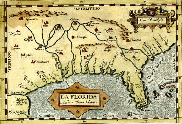 Juan Ponce de León e la scoperta della Florida di Andrea Mucedola