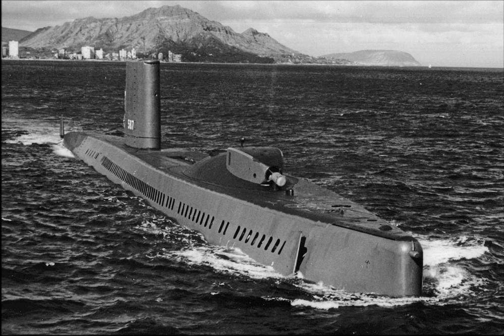 La storia del sottomarino Halibut, protagonista di tanti misteri della guerra fredda