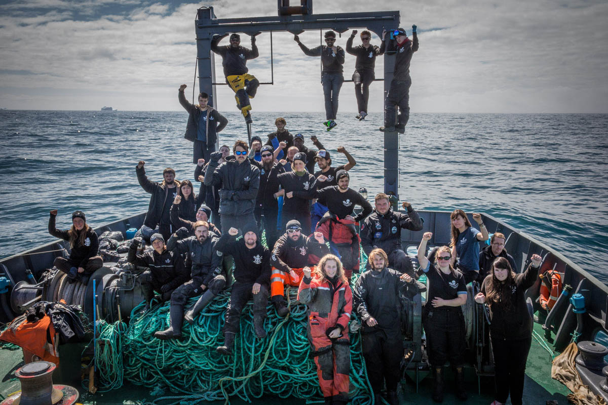 Un'occasione per conoscere SEA SHEPHERD ed i suoi  protagonisti – La Spezia SEAFUTURE 2018
