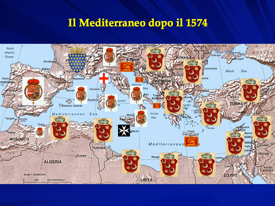 Cartina Italia Nel 500.Guerra E Strategia Nel Mediterraneo Del Cinquecento Parte I Di Emiliano Beri Ocean 4 Future