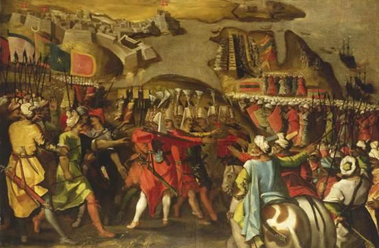 L'Assedio di Malta del 1565: la Fine e le Conseguenze di Gabriele Campagnano