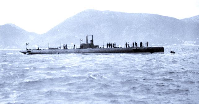 Dopo cento anni la scoperta del relitto del regio sommergibile Guglielmotti