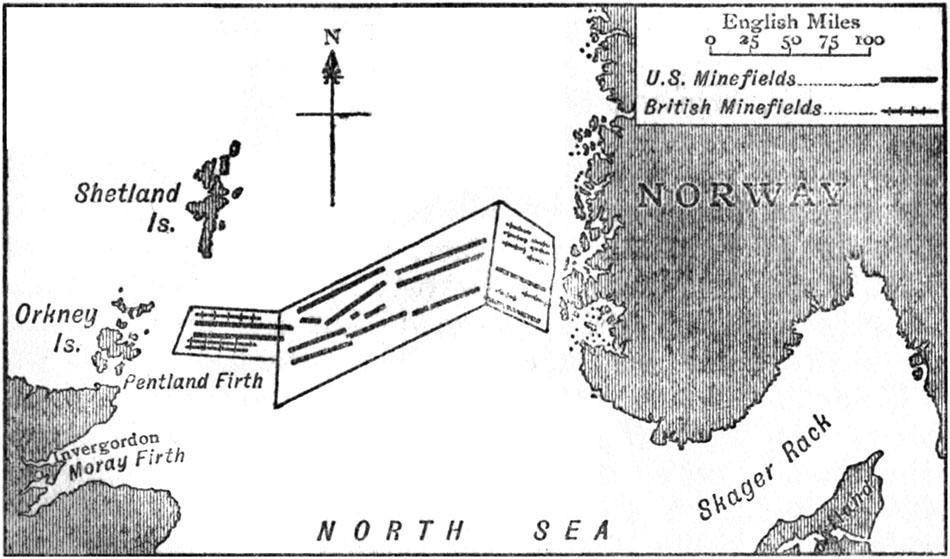 La storia delle mine navali, dalle origini ai giorni nostri – parte IV di Andrea Mucedola