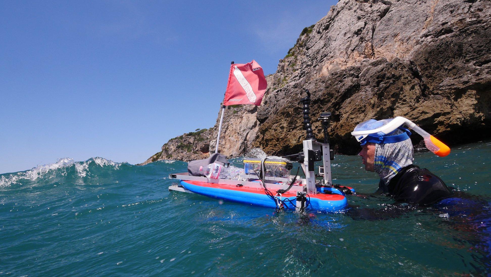 Riparte Geoswim, il progetto che studia le variazioni dei nostri mari