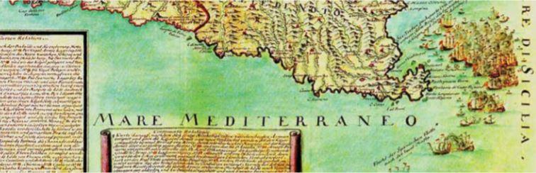 Tipologia di imbarcazioni in dotazione alle flotte inglese e spagnola utilizzate nella battaglia di Avola/Capo Passero (11 agosto 1718) di Gabriella Monteleone Sovrintendenza del mare siciliana - Unità Operativa III