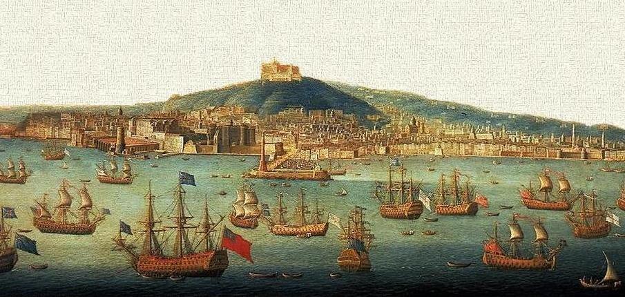 La battaglia navale di Avola e Capo Passero di Gabriella Monteleone - Sovrintendenza del mare siciliana Unità Operativa III