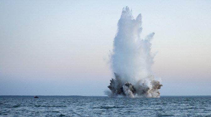 Sicurezza marittima: legittimazione dell'uso delle mine navali nel diritto internazionale – parte I di Andrea Mucedola