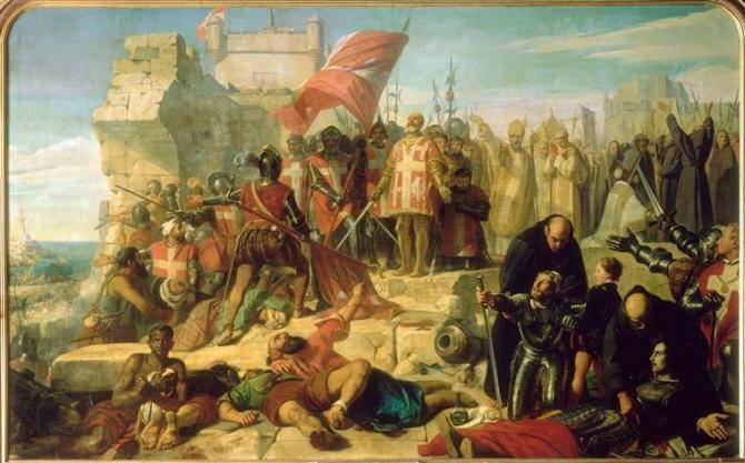 L'Assedio di Malta del 1565: le premesse – parte I di Gabriele Campagnano