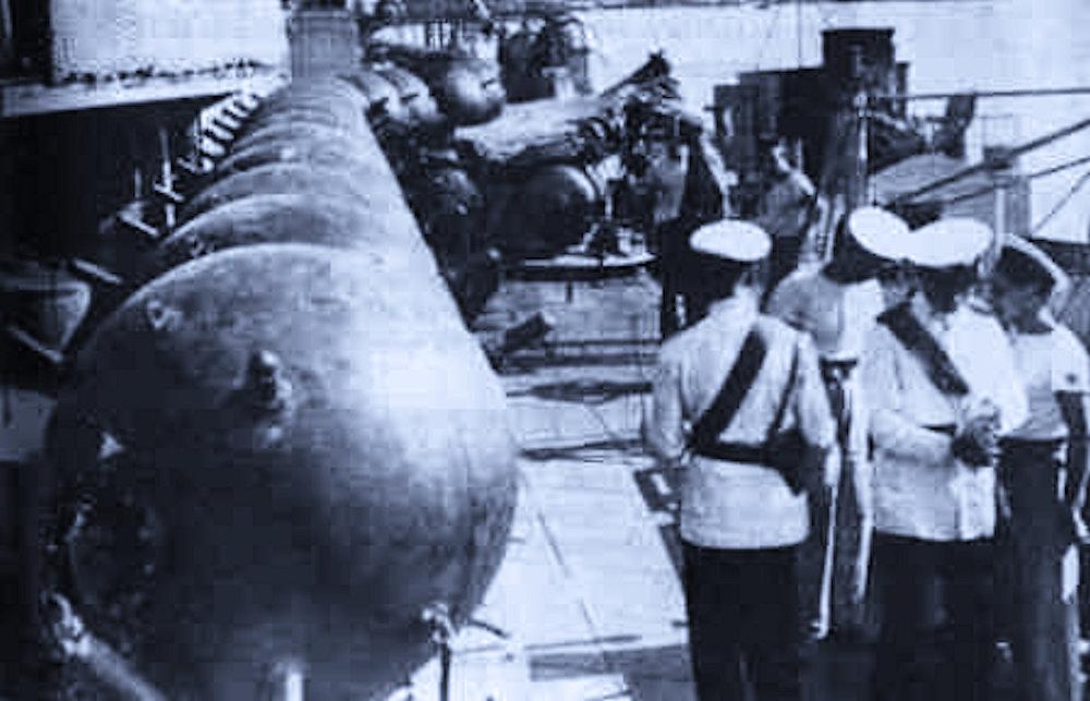 La storia delle mine navali, dalle origini ai giorni nostri – parte VII di Andrea Mucedola