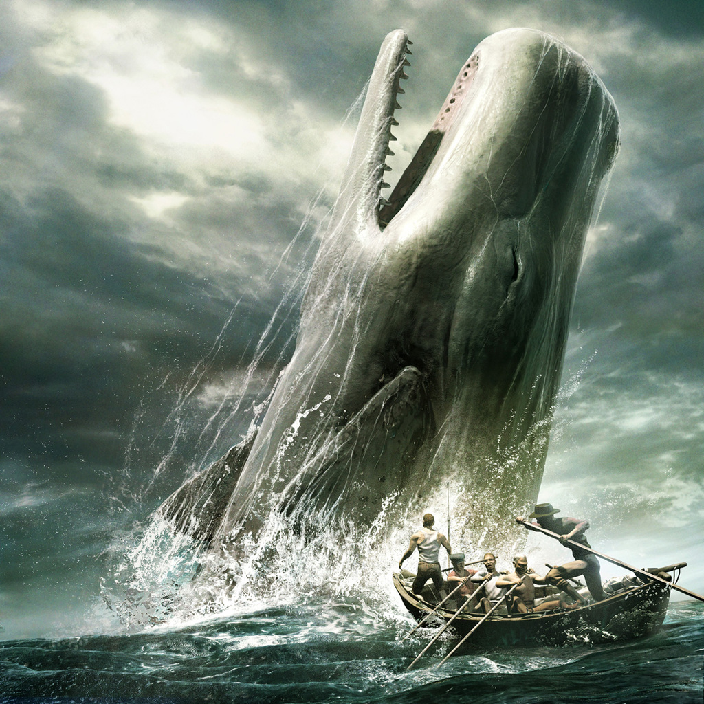 Recensioni librarie: Moby Dick di Hermann Melville
