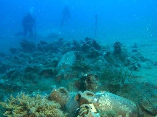 Scoperti numerosi relitti nelle acque antistanti la penisola di Karaburun in Albania di Andrea Mucedola