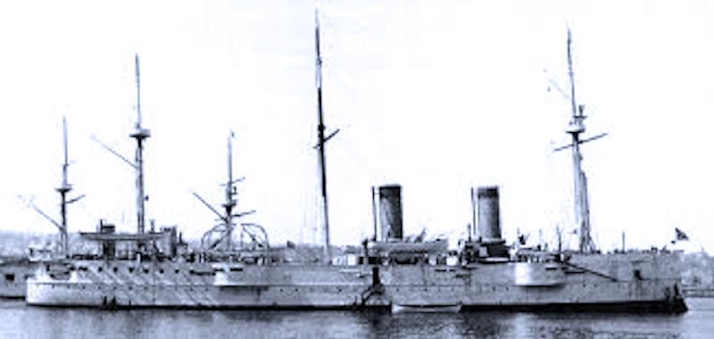 Dove è finito il tesoro del Dmitri Donkoi? Ritrovata la nave russa scomparsa al termine della battaglia di Tsushima