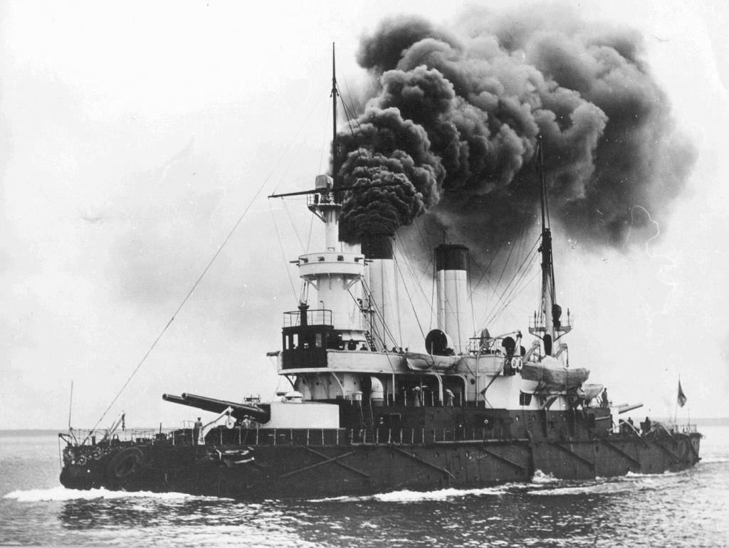 La battaglia russo-giapponese di Tsushima, l'ultimo scontro fra le vecchie corazzate di Andrea Mucedola