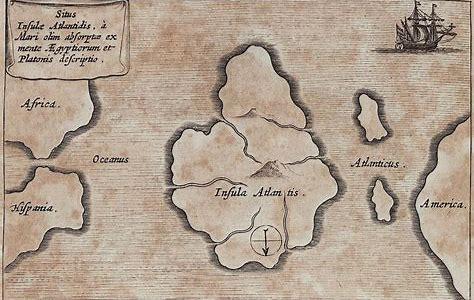 Miti del mare: Atlantide, mito o realtà?