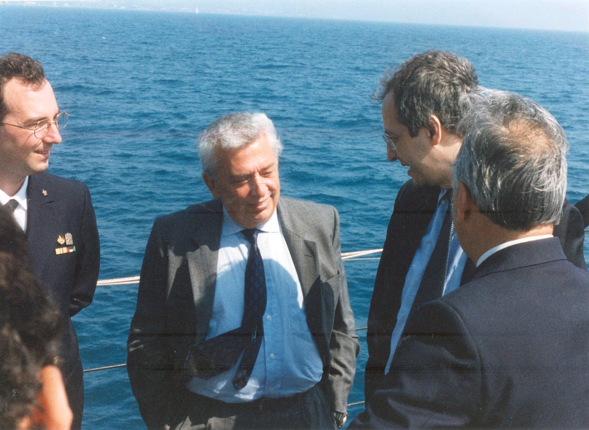 Un protagonista del mare: Claudio Carpano Moccheggiani