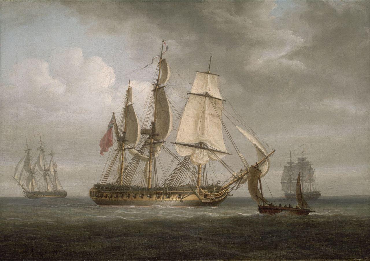 Le fregate, breve storia di un vascello di successo – parte I di Andrea Mucedola e Fernando Cerutti