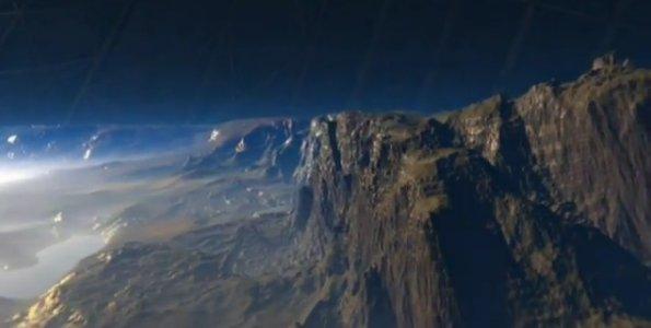 Affondando nel blu, i misteri dei canyon sottomarini e dei vortici oceanici profondi