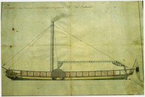 Storia navale: 17 ottobre 1818, l'arrivo del Ferdinando I a Genova, ouverture del secolo della grande trasformazione di Emiliano Beri