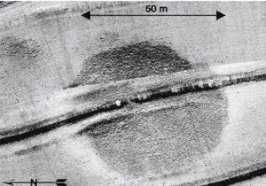 Archeologia delle acque: Misteriosa struttura subacquea ritrovata sul fondo della Galilea