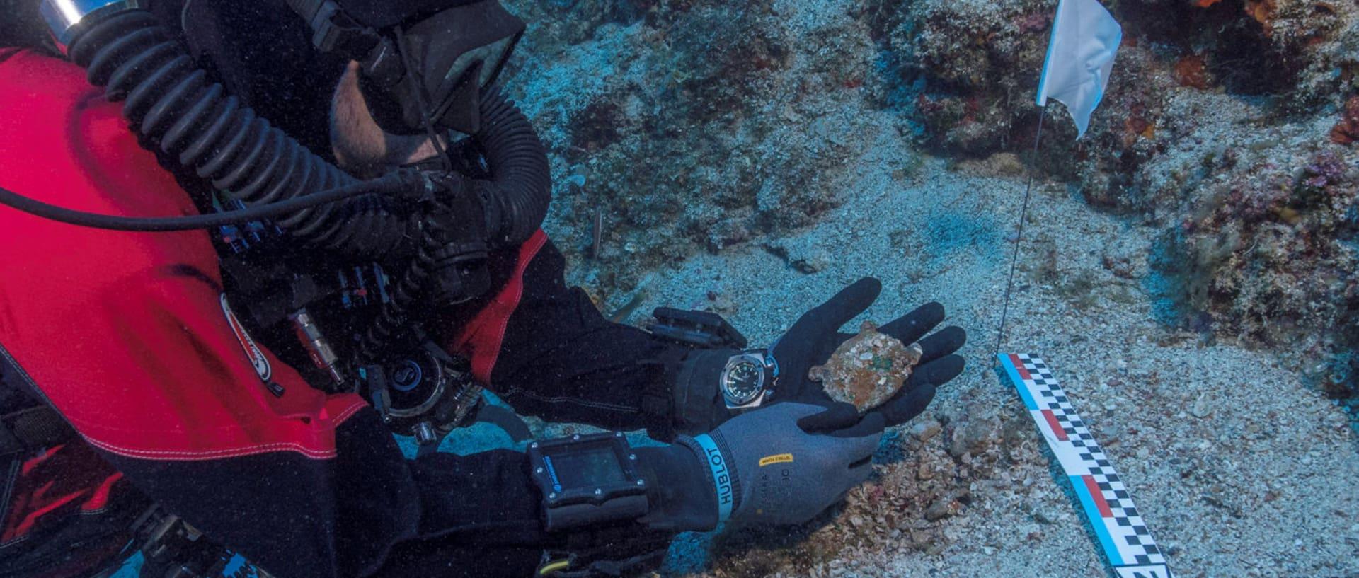 Un nuovo misterioso meccanismo ritrovato ad Antikythera