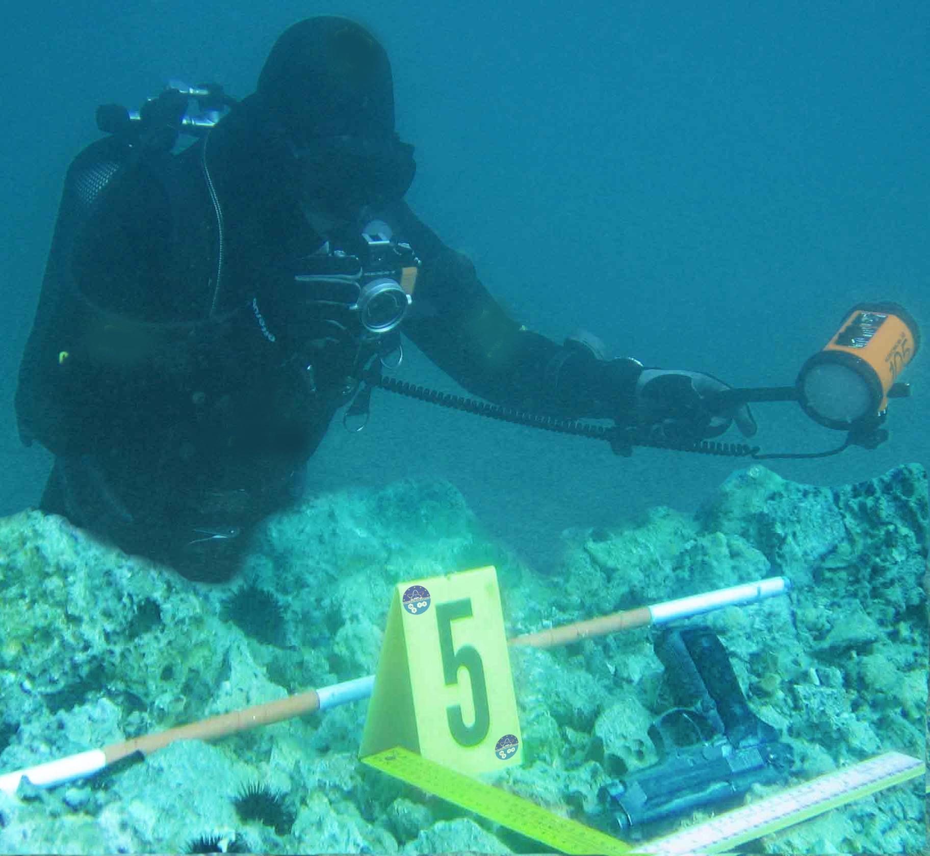 Breve storia degli accertamenti tecnici di polizia giudiziaria in ambito subacqueo