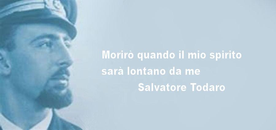 Salvatore Todaro, un ufficiale gentiluomo