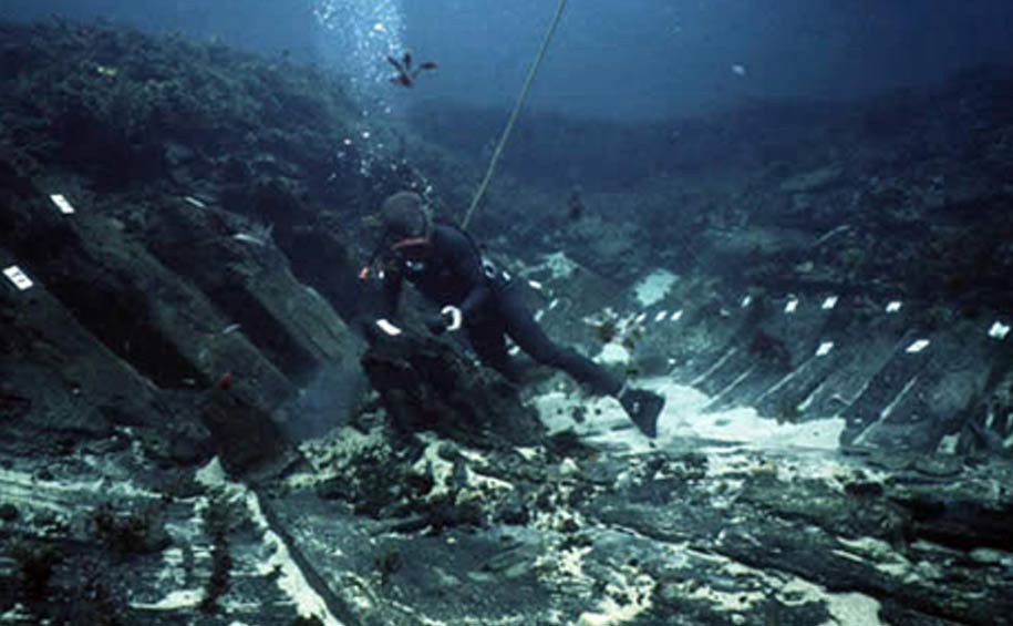 Il naufragio della Batavia di Gabriele Campagnano