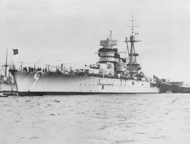 Il mistero dell'affondamento della corazzata Giulio Cesare - parte III