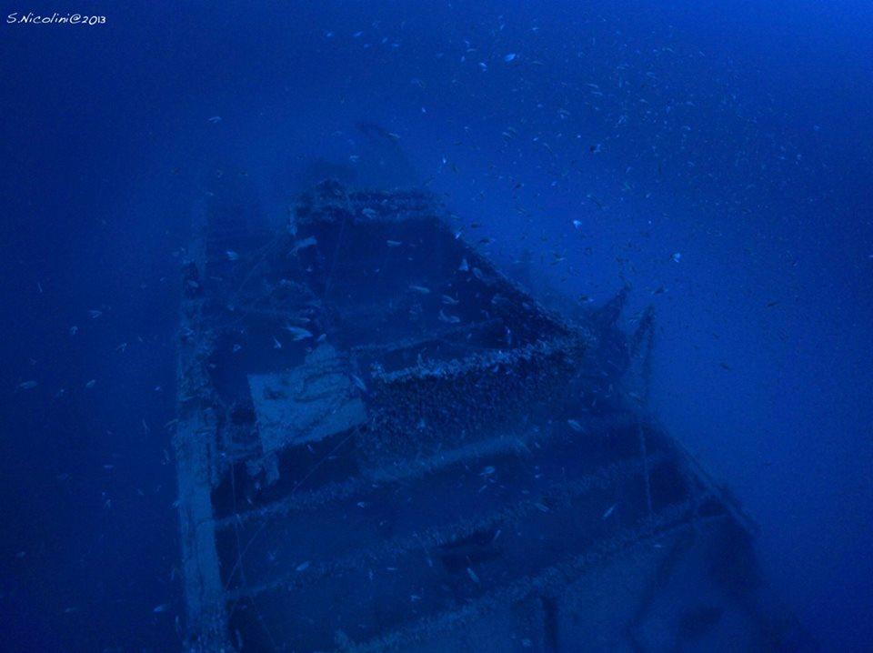Relitti: SS Marsala, il piroscafo dei due mondi di Andrea Alpini