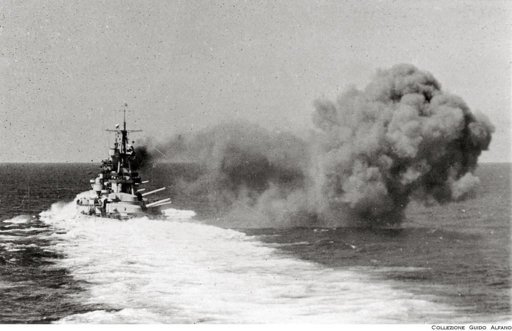 Il mistero dell'affondamento della corazzata Giulio Cesare – parte I di Andrea Mucedola
