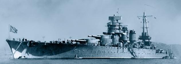 Il mistero della corazzata Giulio Cesare - parte II