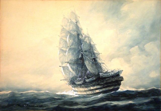 La regina dei mari, l'Amerigo Vespucci di Andrea Mucedola