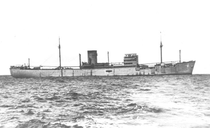 Storia navale: Atlantis … corsari tedeschi nella seconda guerra mondiale