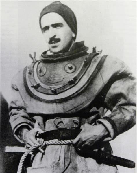Protagonisti del mare: Teseo Tesei, il gigante dell'Elba