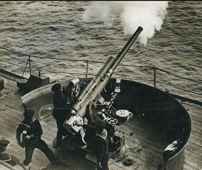 I relitti che non vedremo mai, la nave da battaglia giapponese Hiei