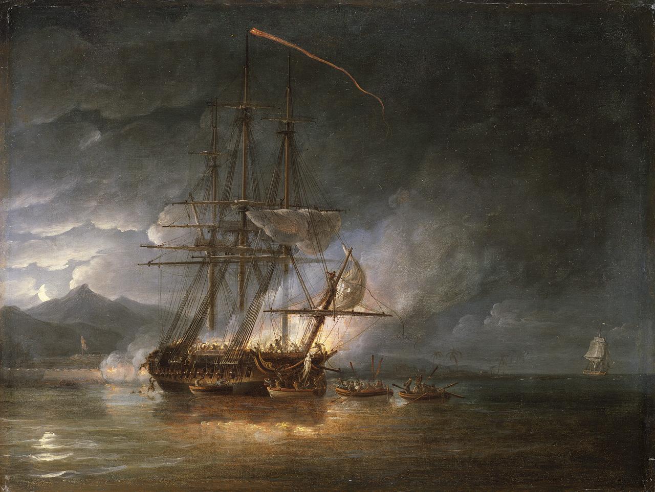Storia Navale: L'ammutinamento dell'Hermione e la sua ricattura di Marco Mostarda