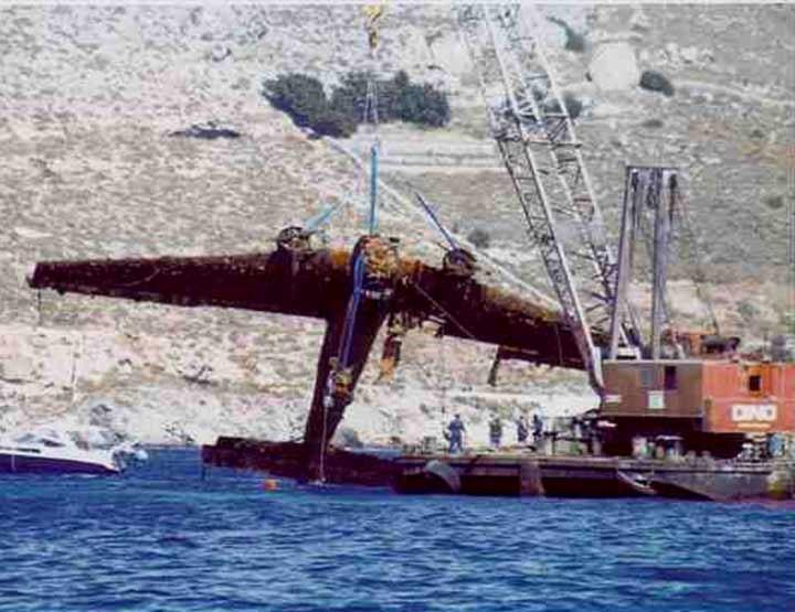 Relitti: Un mondo di ali sommerse parte II di Stefano Berutti