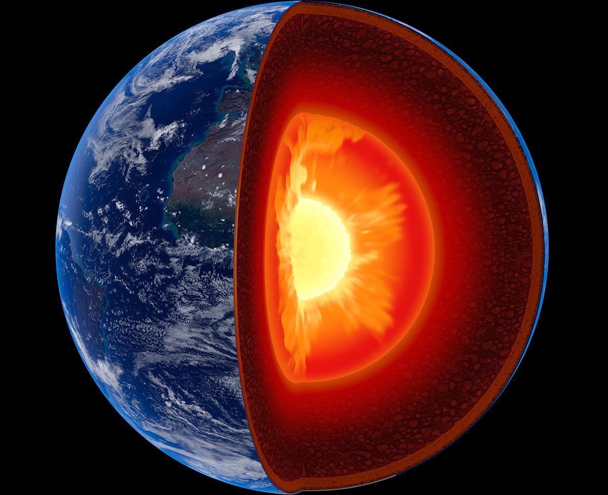 Il campo geomagnetico della Terra di Aaronne Colagrossi