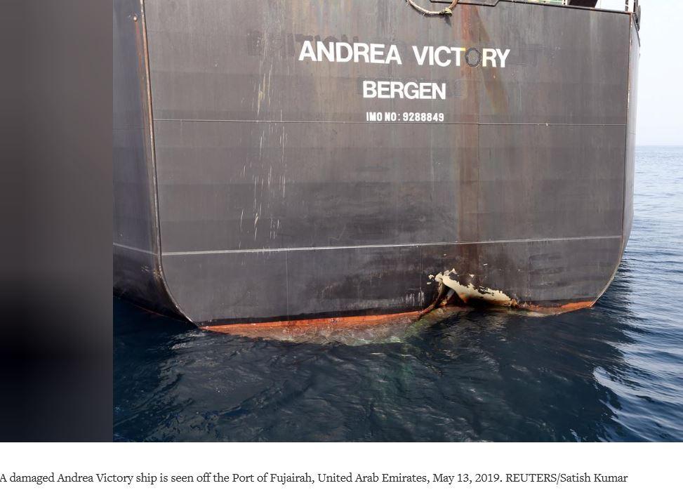 Navi danneggiate da ordigni alle porte del Golfo Persico. Che sta succedendo a Hormuz? di Andrea Mucedola