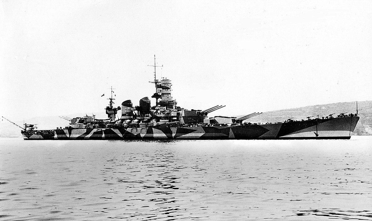 Le costruzioni navali italiane 1936-1945 di Gianluca Bertozzi